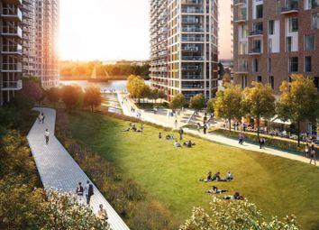 Thumbnail 2 bed flat to rent in Royal Arsenal Riverside, London