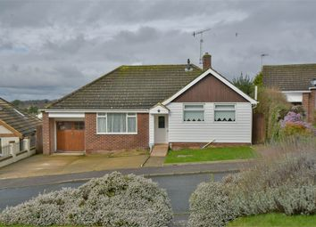 Thumbnail 2 bedroom detached bungalow for sale in St Annes Close, Bexhill-On-Sea, East Sussex
