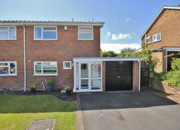 Thumbnail 3 bed semi-detached house for sale in Kylemore Drive, Pensby, Wirral