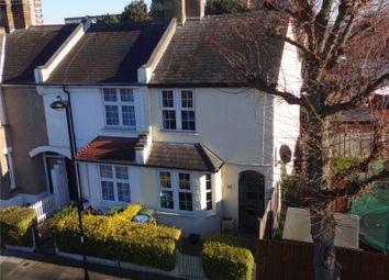 Thumbnail 2 bed end terrace house for sale in Landseer Road, Bush Hill Park, Enfield