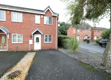 Thumbnail 2 bed end terrace house to rent in Byrchen Moor Gardens, Brierley Hill