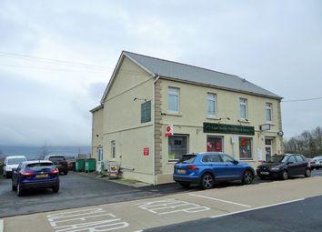 Thumbnail Retail premises for sale in 2 Saron Road, Saron, Ammanford, Carmarthenshire