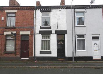 2 bed terraced house for sale in Friar Street, St Helens, Merseyside, Uk WA10