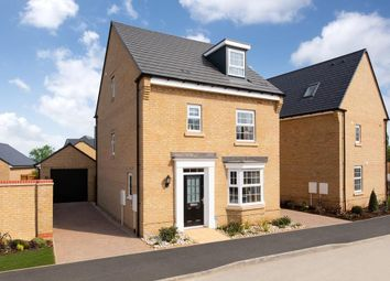 "Thumbnail 4 bed detached house for sale in ""Bayswater"" at Great Hall Drive, Bury St. Edmunds"