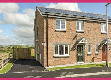 Thumbnail 4 bed semi-detached house for sale in Plot 17, Maes Y Llewod, Bancyfelin