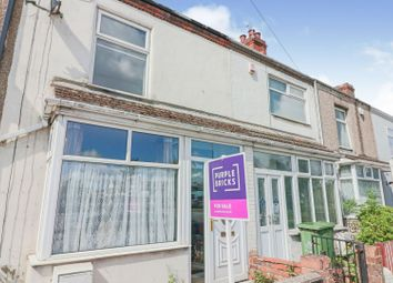 Thumbnail 3 bed terraced house for sale in Kings Road, Immingham
