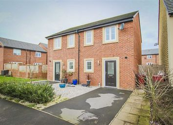 Thumbnail 2 bed semi-detached house for sale in Blakewater Road, Clitheroe, Lancashire