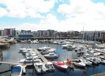 Thumbnail 2 bed property to rent in Mannheim Quay, Maritime Quarter, Swansea