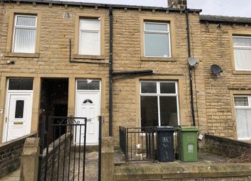 Thumbnail 2 bed terraced house to rent in Holly Road, Huddersfield