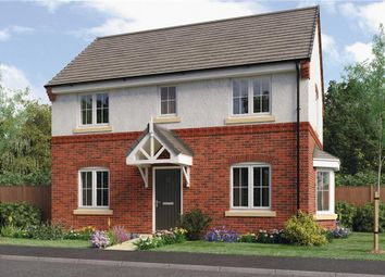 "Thumbnail 3 bed detached house for sale in ""Emmett"" at Oteley Road, Shrewsbury"