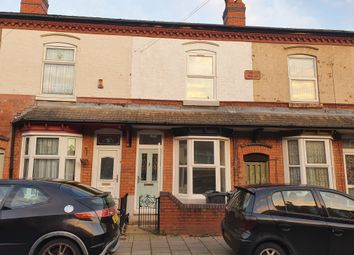 4 bed terraced house for sale in Dolphin Road, Birmingham B11