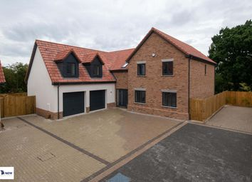 Thumbnail 5 bed detached house for sale in Hayfield Close, Flitton