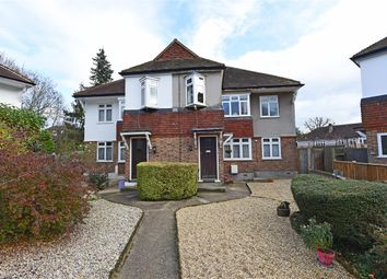 Thumbnail 2 bedroom flat for sale in Brockham Close, London