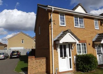 Thumbnail 2 bed end terrace house to rent in Bishop Mews, Ipswich