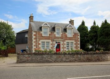 Thumbnail Detached house for sale in Bosta, 27 Glenurquhart Road, Inverness