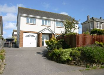 Thumbnail 5 bed detached house for sale in Rectory Road, St. Stephen, St. Austell