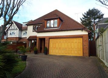 Thumbnail 4 bed detached house for sale in Richmond Park Avenue, Bournemouth