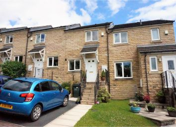 Thumbnail 2 bed town house for sale in New Stead Rise, Keighley