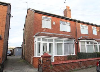 Thumbnail 3 bed semi-detached house for sale in Beresford Road, Stretford, Manchester