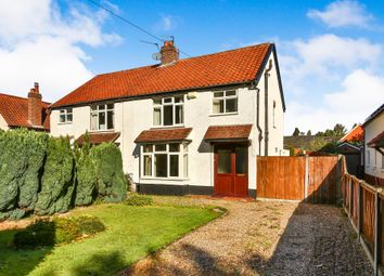 Thumbnail 3 bedroom semi-detached house for sale in Earlham Road, Norwich
