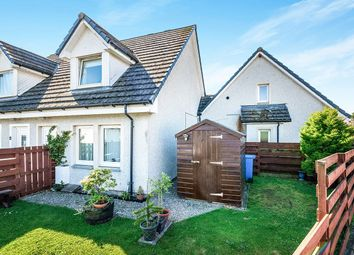 Thumbnail 2 bed semi-detached house for sale in Park Lane, Invergordon, Ross-Shire