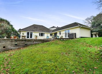 Thumbnail 4 bed bungalow for sale in Aller Park Road, Newton Abbot