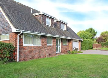Thumbnail 3 bed property for sale in Clapham, Worthing, West Sussex