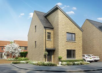 """Thumbnail 4 bedroom detached house for sale in """"The Lumley"""" at Maldive Road, Basingstoke"""