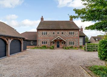 Thumbnail 5 bed detached house for sale in Redwing Farmhouse, Cholesbury Road, Near Tring, Hertfordshire