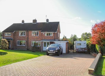 Thumbnail 3 bed semi-detached house for sale in Purbeck Avenue, Chesterfield