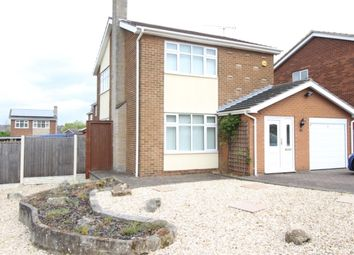 Thumbnail 3 bedroom detached house for sale in Chatsworth Road, Worksop