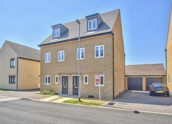 Thumbnail 3 bed semi-detached house for sale in Wheatstone Road, Huntingdon, Cambridgeshire
