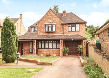 Thumbnail 5 bed property for sale in Woodstock Drive, Ickenham, Middlesex