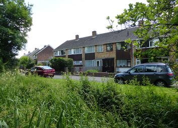 Thumbnail 3 bed terraced house for sale in Middle Street, Salisbury