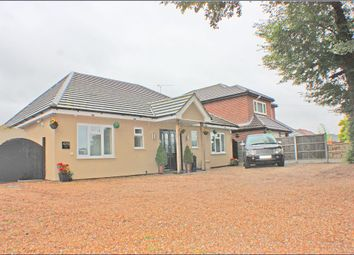 Thumbnail 3 bed detached bungalow for sale in Wingeltyle Lane, Hornchurch