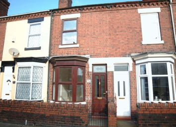 Thumbnail 2 bedroom terraced house for sale in Masterson Street, Fenton, Stoke-On-Trent