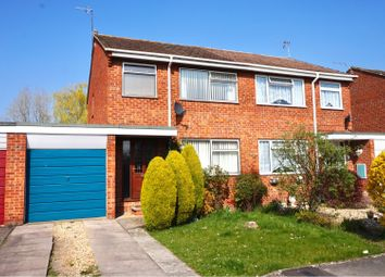 3 bed semi-detached house for sale in Tirlebank Way, Tewkesbury GL20