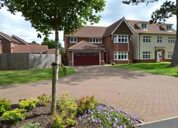 Thumbnail 4 bedroom detached house for sale in Barnard Close, Rubery, Birmingham
