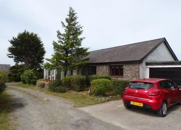 Thumbnail 3 bed bungalow for sale in Penisarwaun, Caernarfon, Gwynedd