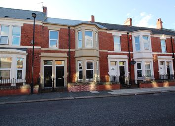 Thumbnail 2 bedroom flat for sale in Wingrove Avenue, Newcastle Upon Tyne