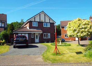 Thumbnail 4 bed detached house for sale in Steventon, Sandymoor, Runcorn, Cheshire