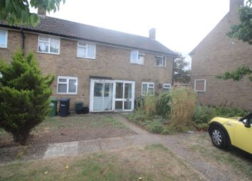 Thumbnail 2 bedroom end terrace house for sale in Kingsley Avenue, West Cheshunt, Herts