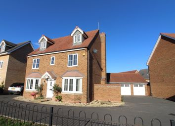 Thumbnail 5 bed detached house for sale in Skye Close, Alwalton, Peterborough