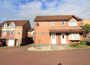 Thumbnail 2 bed semi-detached house to rent in Teal Court, Herons Reach