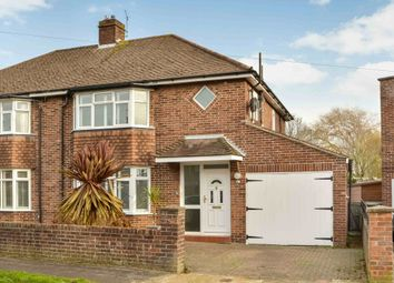 Thumbnail 3 bedroom semi-detached house for sale in Lealand Road, Drayton, Portsmouth