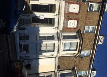 Thumbnail 1 bedroom flat to rent in Ranelagh Road, Deal