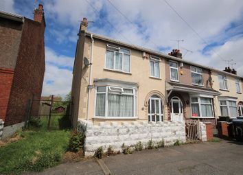 Thumbnail 3 bedroom end terrace house for sale in Lindley Road, Coventry