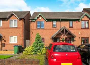 Thumbnail 2 bedroom semi-detached house for sale in Tividale Street, Tipton