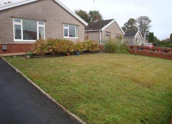 Thumbnail 3 bed bungalow to rent in Gabalfa Road, Derwen Fawr, Swansea