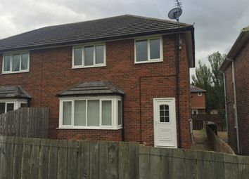 Thumbnail 3 bed semi-detached house to rent in South End Villas, Crook
